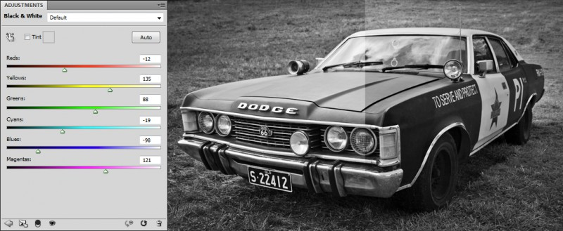Dodge Bluesmobile Layer
