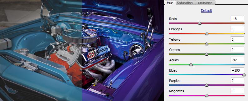 Chevrolet Engine Settings
