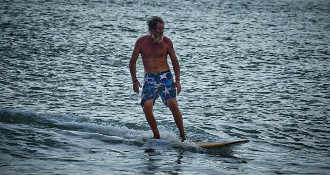 Croc-Surf